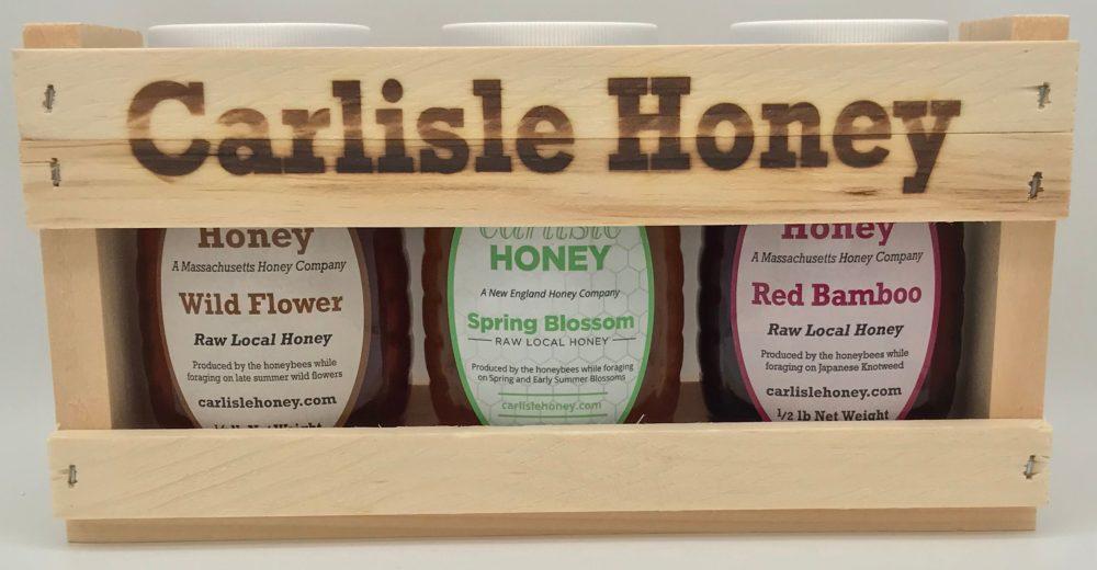 3 1/2lb Jars of Honey