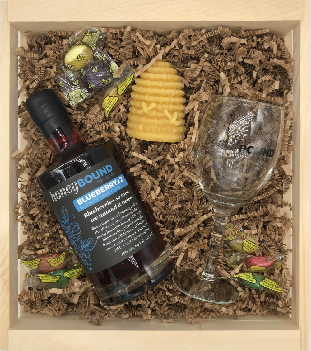 Small Mead Gift Crate