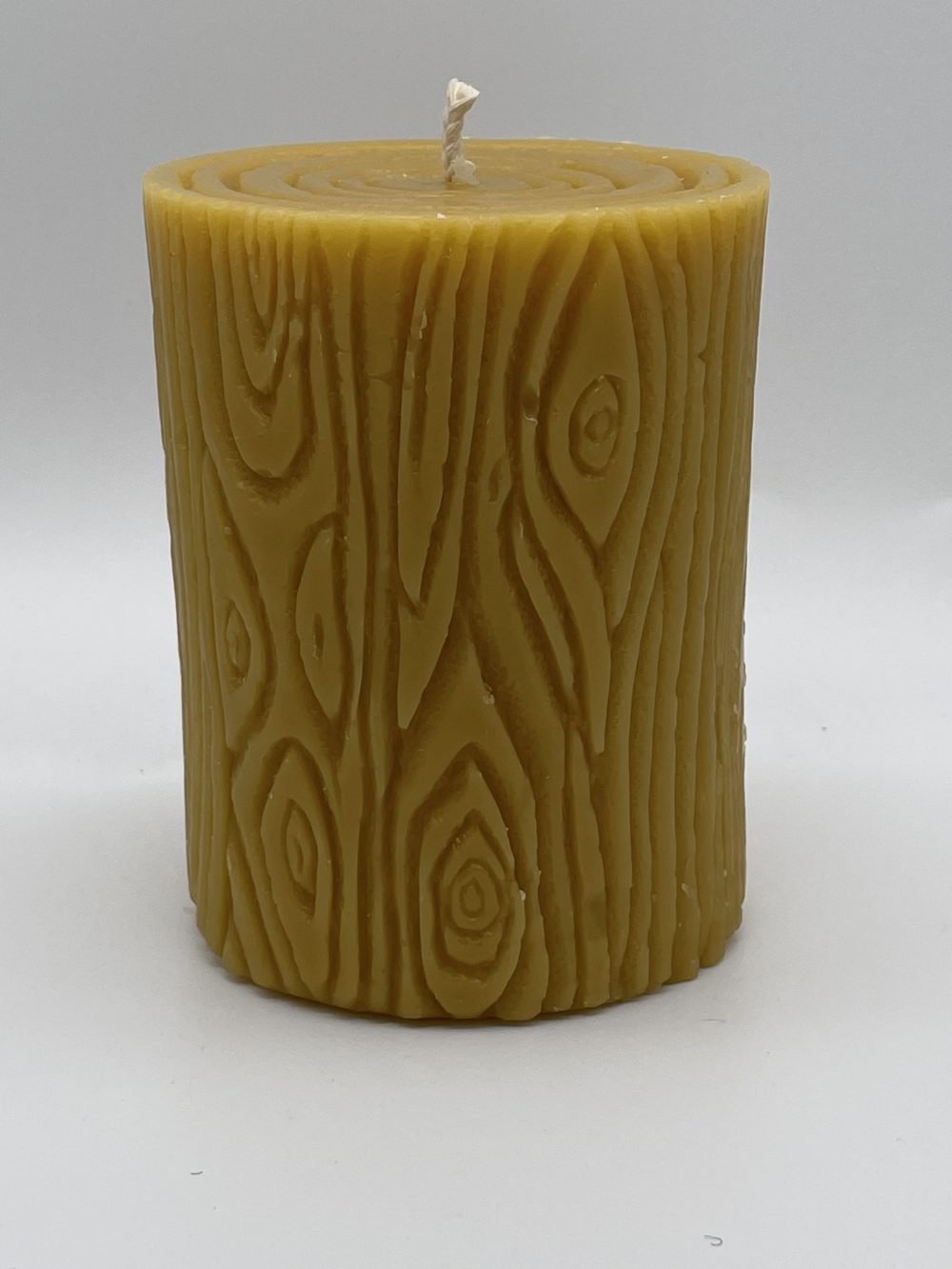 W-can-tree log pillar14